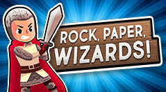 Rock, Paper, Wizards!