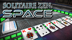 Solitaire Zen: Space
